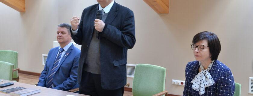 Spotkanie 10. Świadek ponadczasowego doświadczenia – spotkanie z prof. Włodzimierzem Boleckim