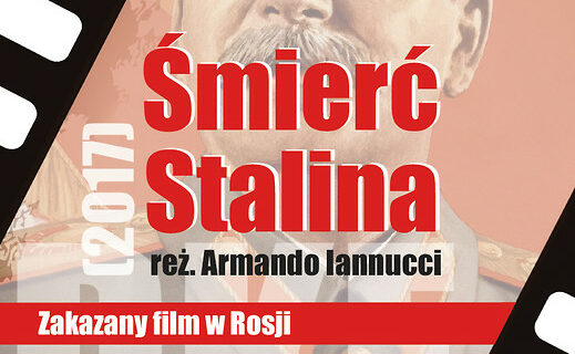 """""""Śmierć Stalina"""" w ramach Dyskusyjnego Klubu Filmowego"""