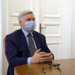 Studenci w Urzędzie Miasta – wywiad z Prezydentem Piotrem Przytockim
