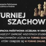 Zapraszamy do udziału w turnieju szachowym