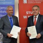Studia dualne w KPU – Uczelnia podpisała umowę z Krośnieńskim Holdingiem Komunalnym