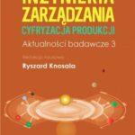 Publikacje absolwentów kierunku Inżynieria produkcji