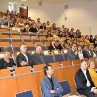 """V Forum Gospodarcze w Krośnie """"Przedsiębiorczość młodych. Szanse, inspiracje, perspektywy"""""""