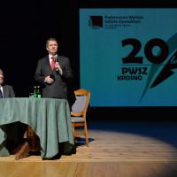 Wykład Polszczyzna lat 1918-2018 - prof. dr hab. Jan Miodek